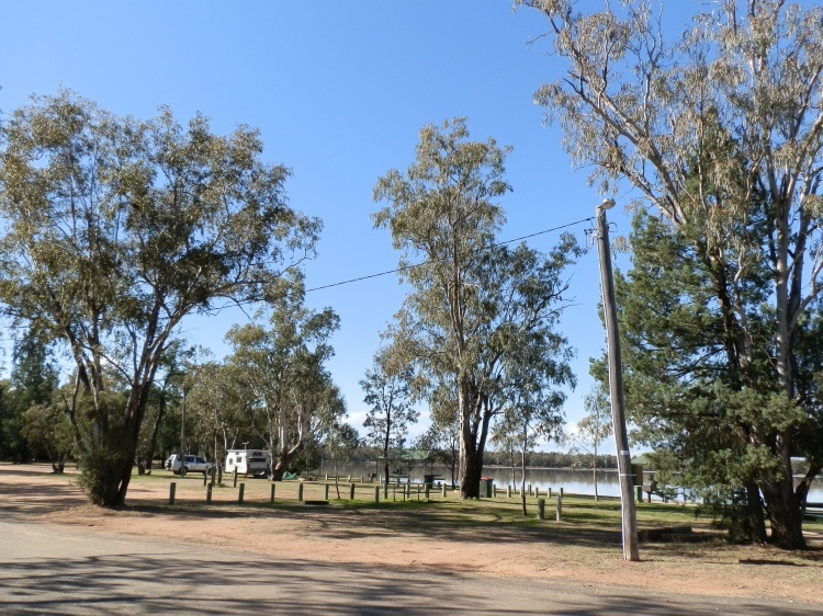 Yarrie Lake Campground, via Narrabri