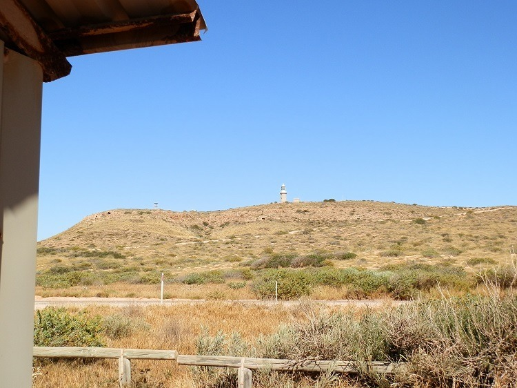 Vlamingh Head Lighthouse from the Loo