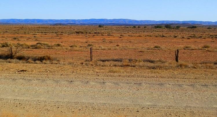 Marree Landscape, Outback South Australia