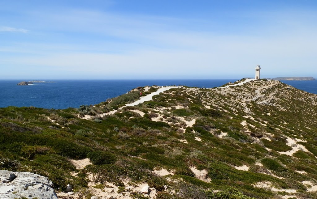 Cape Spencer Lighthouse Walk, Innes National Park, South Australia