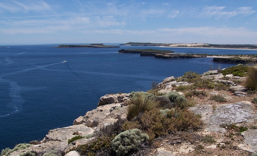 Pondalowie Bay from West Cape Lighthouse