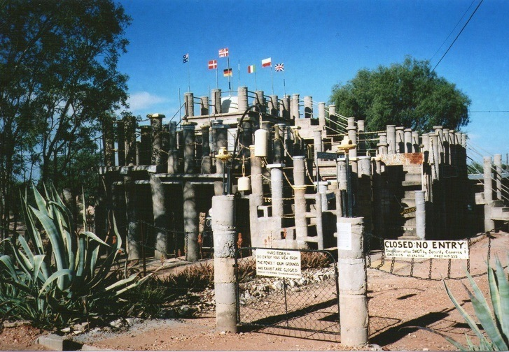 Amigo's Castle, Lightning Ridge, New South Wales
