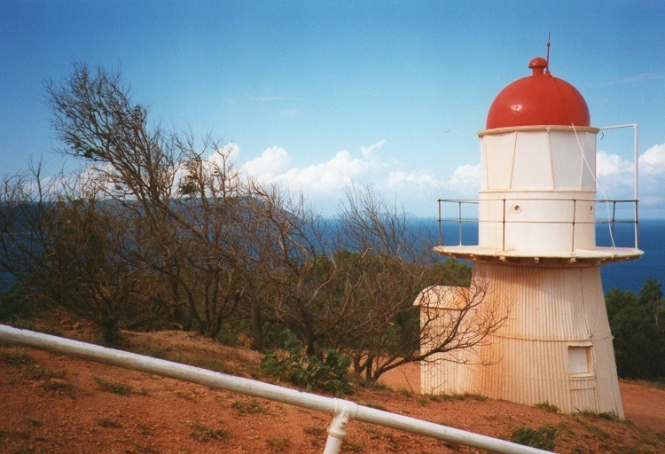 Grassy Hill Lighthouse in 1998, Cooktown, Queensland