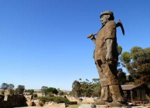 The BIG Miner - Map Kernow, or Son of Cornwall - Kapunda, South Australia