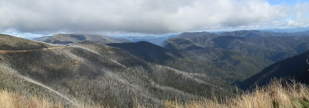 Victorian Alps near Mt Hotham
