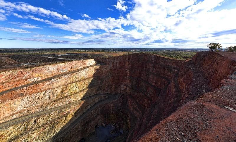 Cobar Open Cut Mine, New South Wales