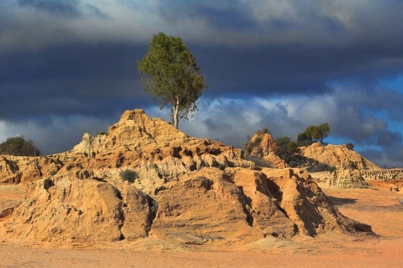 Walls of China, Mungo National Park