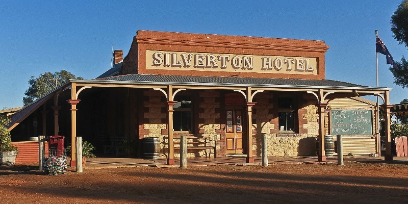 Silverton via Broken Hill, Outback New South Wales