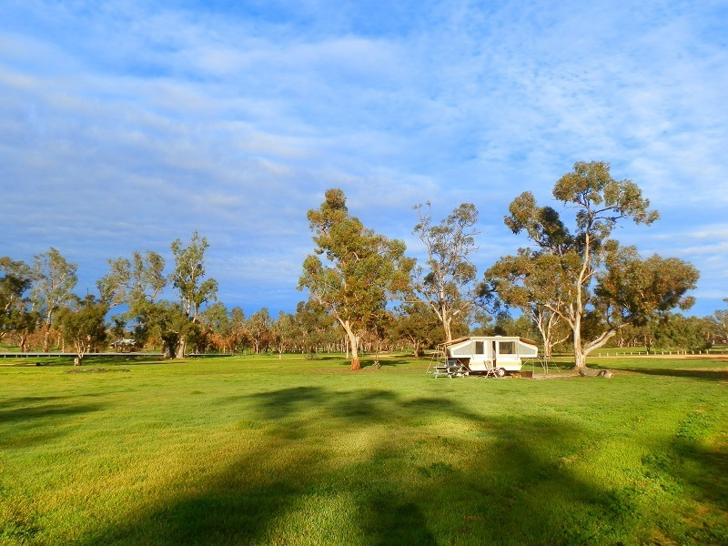 Wonga Campground, Wyperfeld NP