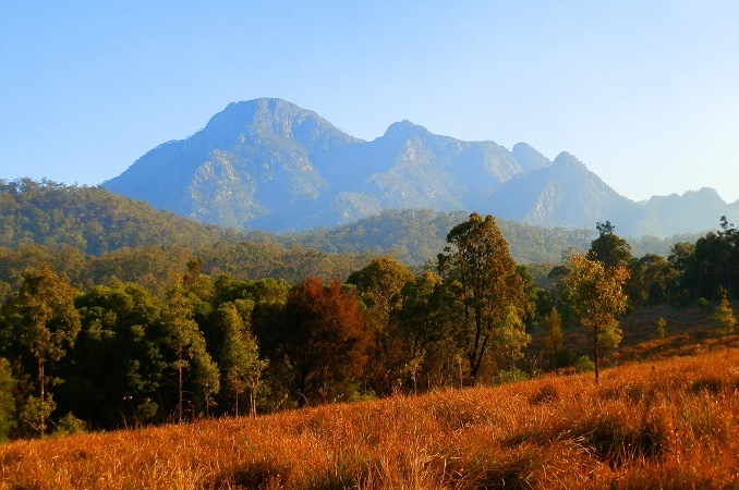 Mt Barney, Queensland