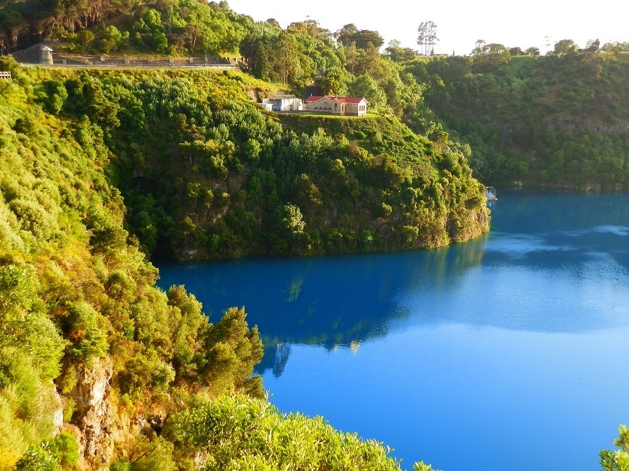 Blue Lake, Mount Gambier, Limestone Coast South Australia