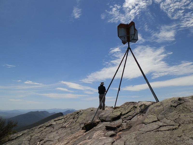Mt Abrupt Summit