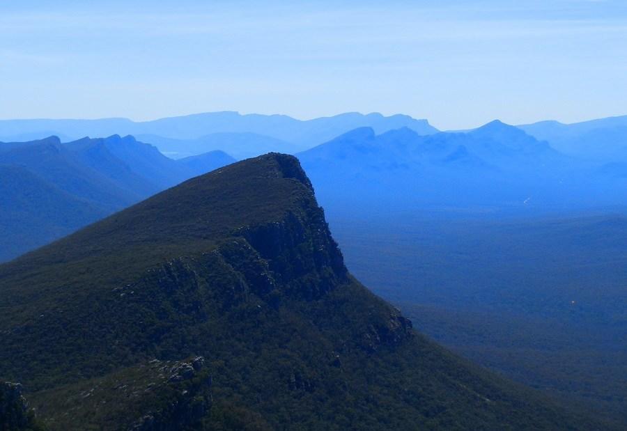 Signal Peak from Mt Abrupt Walk