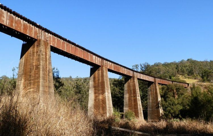 The Viaduct, Lions Road, NSW