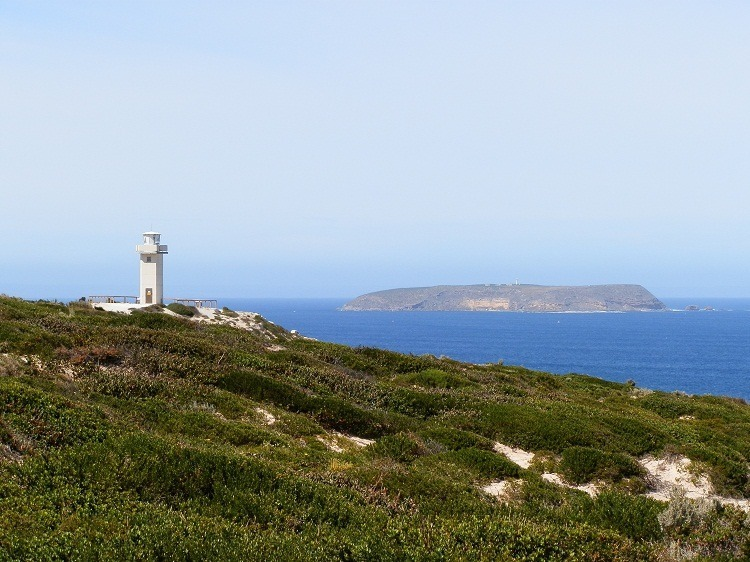 Cape Spencer and Althorp Island Lighthouses, Innes National Park
