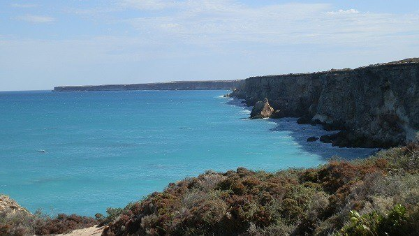 Bunda Cliffs, Nullarbor Plain