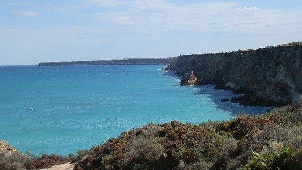 Bunda Cliffs, Nullarbor Plain