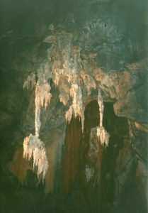 Inside Chillagoe Caves