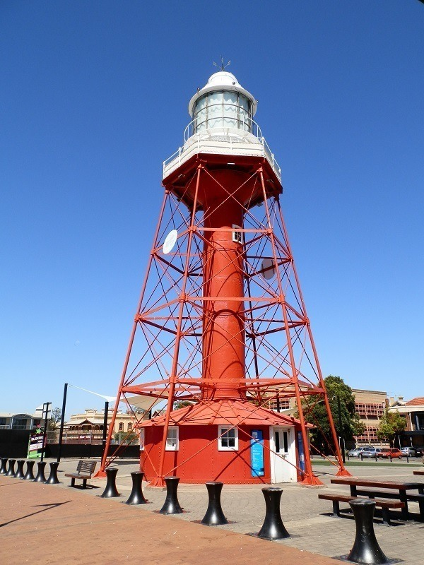Port Adelaide Lighthouse, South Australian Lighthouses