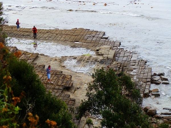 Tesselated Pavement, Tasmania