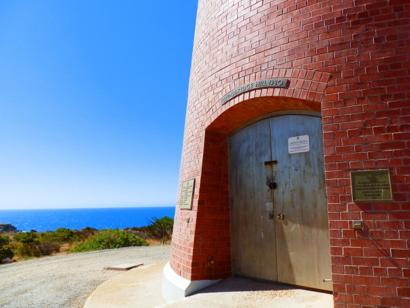 Troubridge Hill Lighthouse View, South Australian Lighthouses