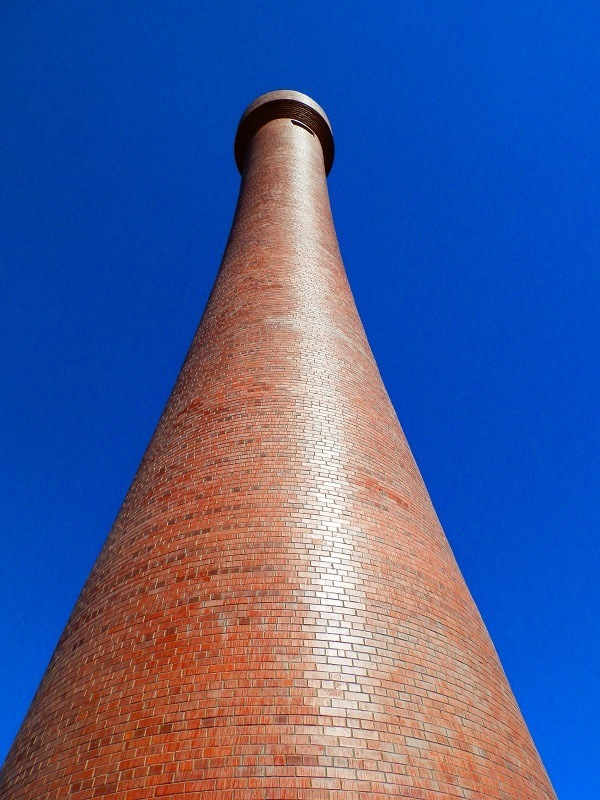 Troubridge Hill Lighthouse Brickwork, South Australian Lighthouses