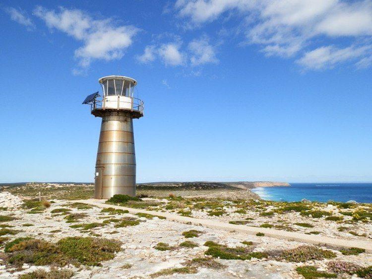 West Cape Lighthouse, Innes National Park, South Australian Lighthouses