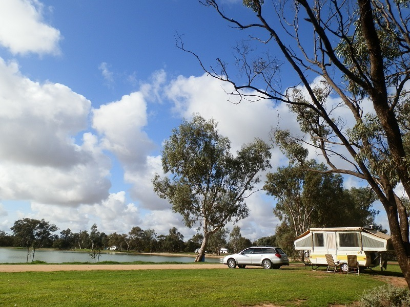 Mallee Bush Retreat Powered Sites, Hopetoun