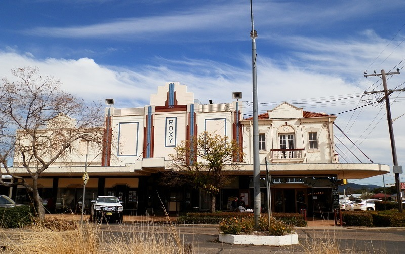 Roxy Theatre, Bingara, NSW