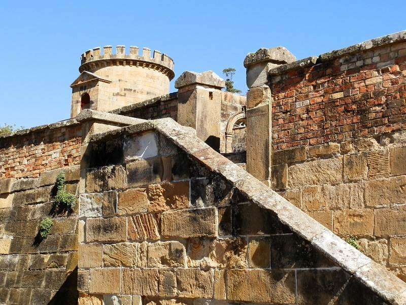 Guard Tower, Port Arthur, Tasmania