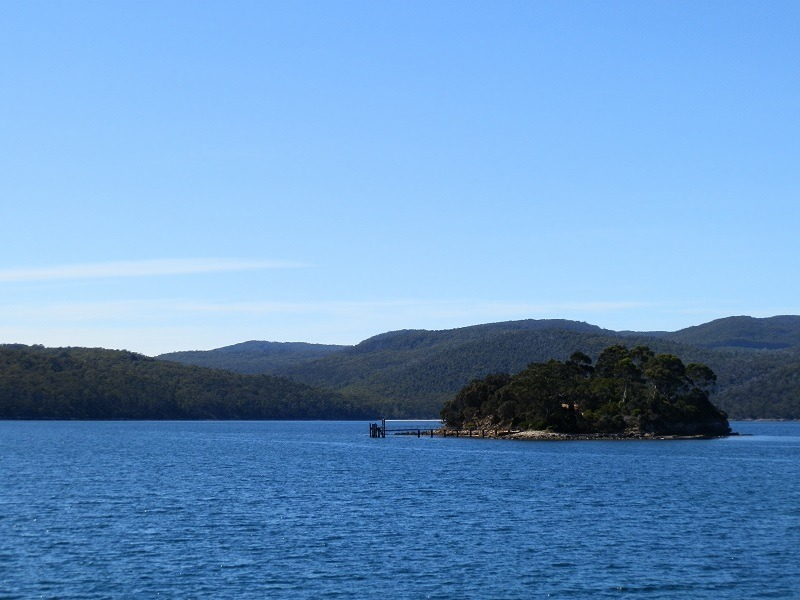 Isle of the Dead, Port Arthur, Tasmania