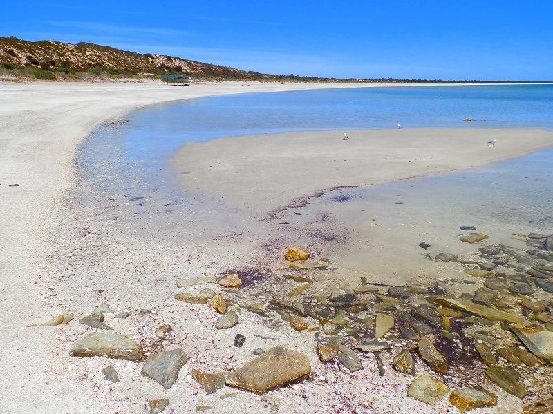 Levens Beach, Yorke Peninsula, South Australia