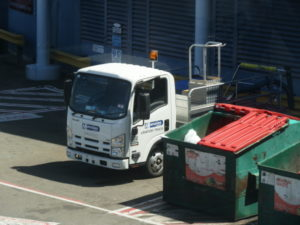 Lavatory Truck, Sydney Airport