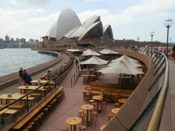 Opera House and Lower Concourse