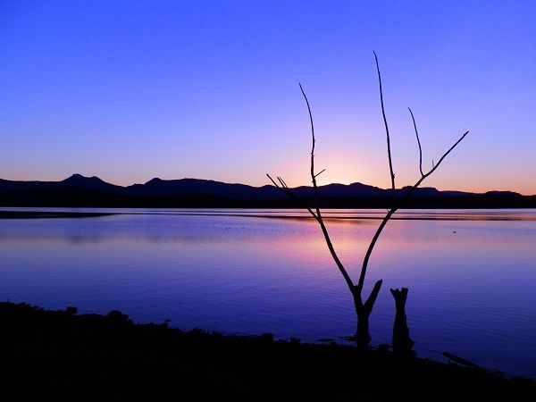 Lake Moogerah Sunset, Scenic Rim