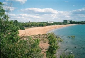 Mindil Beach by Day, Darwin, NT