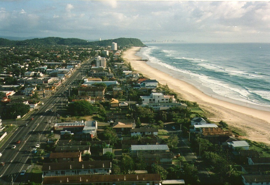 Gold Coast and Surfers, Queensland