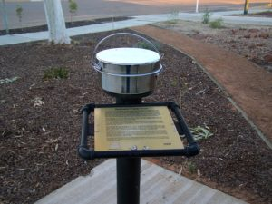 Bedourie Oven memorial, Bedourie, Queensland