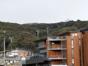 Falls Creek and Ski Lifts, Victoria