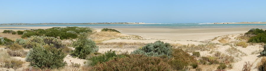 Murray Mouth, via Goolwa and Hindmarsh Island, South Australia