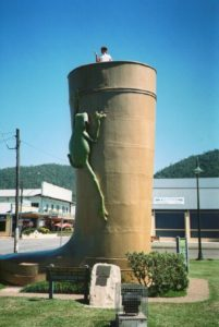 The Golden Gumboot, Tully, Queensland