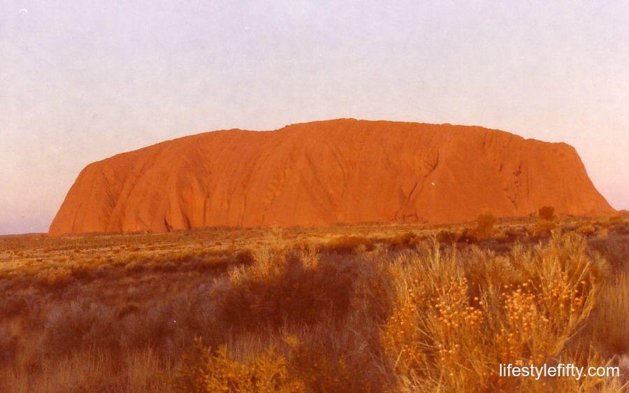 Uluru (Photo Courtesy of Jo Castro, Zigazag)