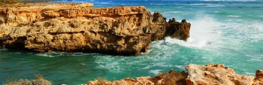Cape Buffon, Canunda National Park via Southend, Limestone Coast