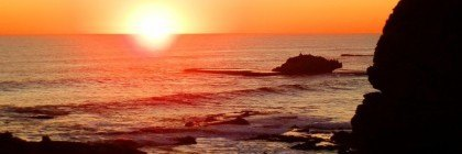 Cape Northumberland at Sunset, Limestone Coast Attractions