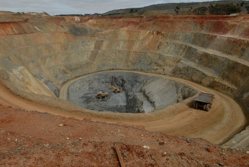 Mine Site, Western Australia