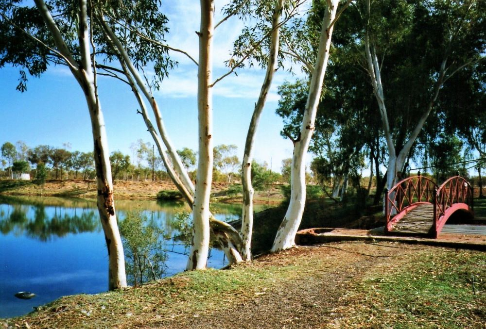 Lake Wycliffe, Northern Territory
