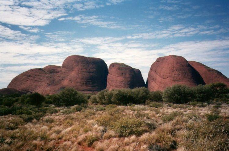Kata Tjuta, Central Australia, Northern Territory