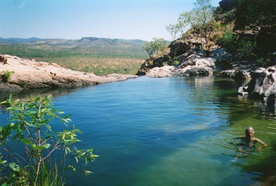 Gunlom Pool, Kakadu National Park, Northern Territory