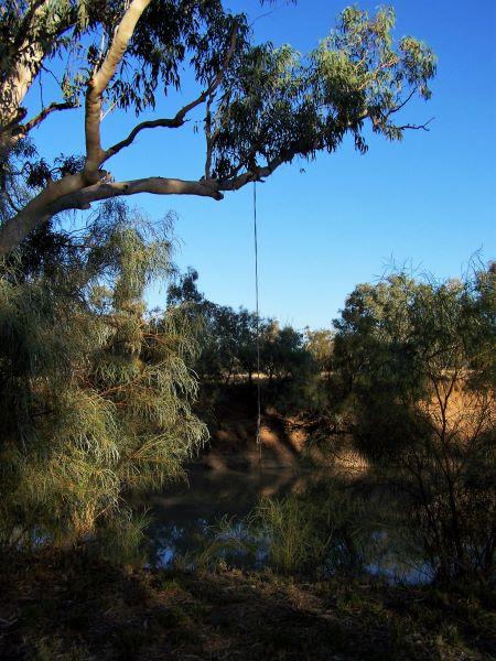 Bulloo River, Thargomindah
