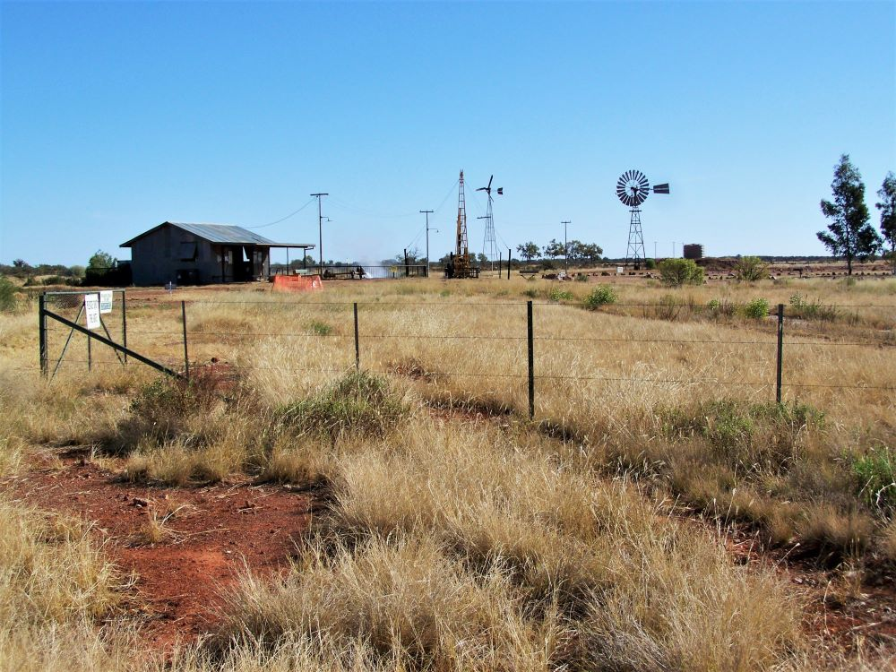 Thargomindah Hydroelectric Plant, Outback Queensland